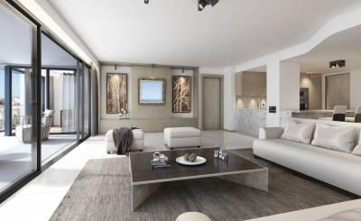 Nově ve výstavbě Byt Cannes