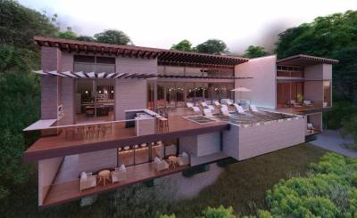 Nově ve výstavbě Chalupa Punta Canoa