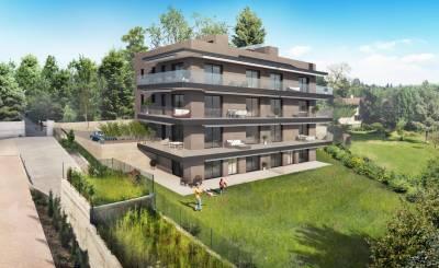 Nově ve výstavbě Sídliště Genève