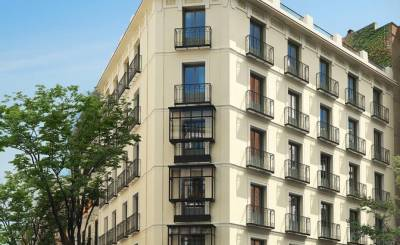 Nově ve výstavbě Doručeno na Madrid