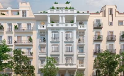 Nově ve výstavbě Sídliště Madrid