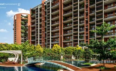 Prodej Apartmánová vila Bangalore East