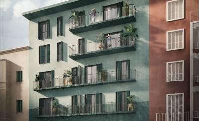 Prodej Budova Palma de Mallorca