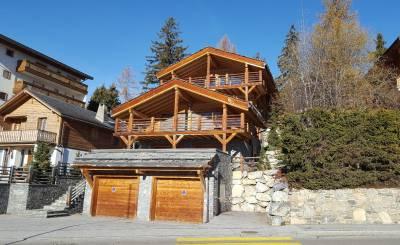 Prodej Chalet Crans-Montana