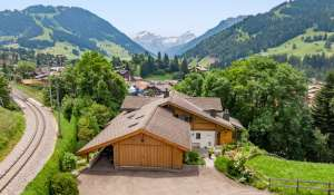 Prodej Chalet Gstaad