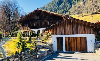 Prodej Chalet Gsteig bei Gstaad