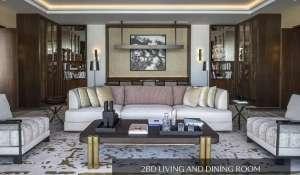 Prodej Duplex Downtown Dubai
