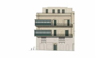 Prodej Městský dům Valletta