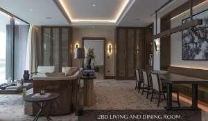 Prodej Penthouse Downtown Dubai
