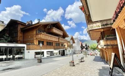 Prodej Penthouse Gstaad