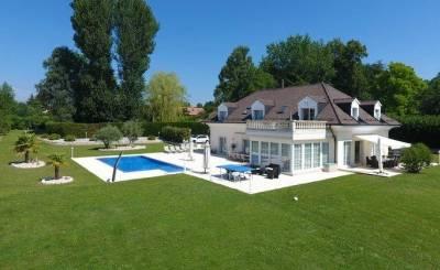 Prodej Vila Jouxtens-Mézery