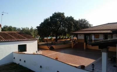 Prodej zámek Cáceres