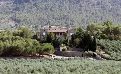 Prodej zámek Puigpunyent