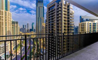 Pronájem Byt Downtown Dubai