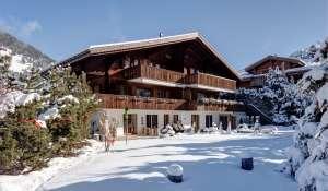 Pronájem Chalet Gstaad