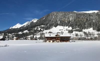 Pronájem Chalet Gsteig bei Gstaad