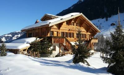 Pronájem Chalet Lauenen bei Gstaad