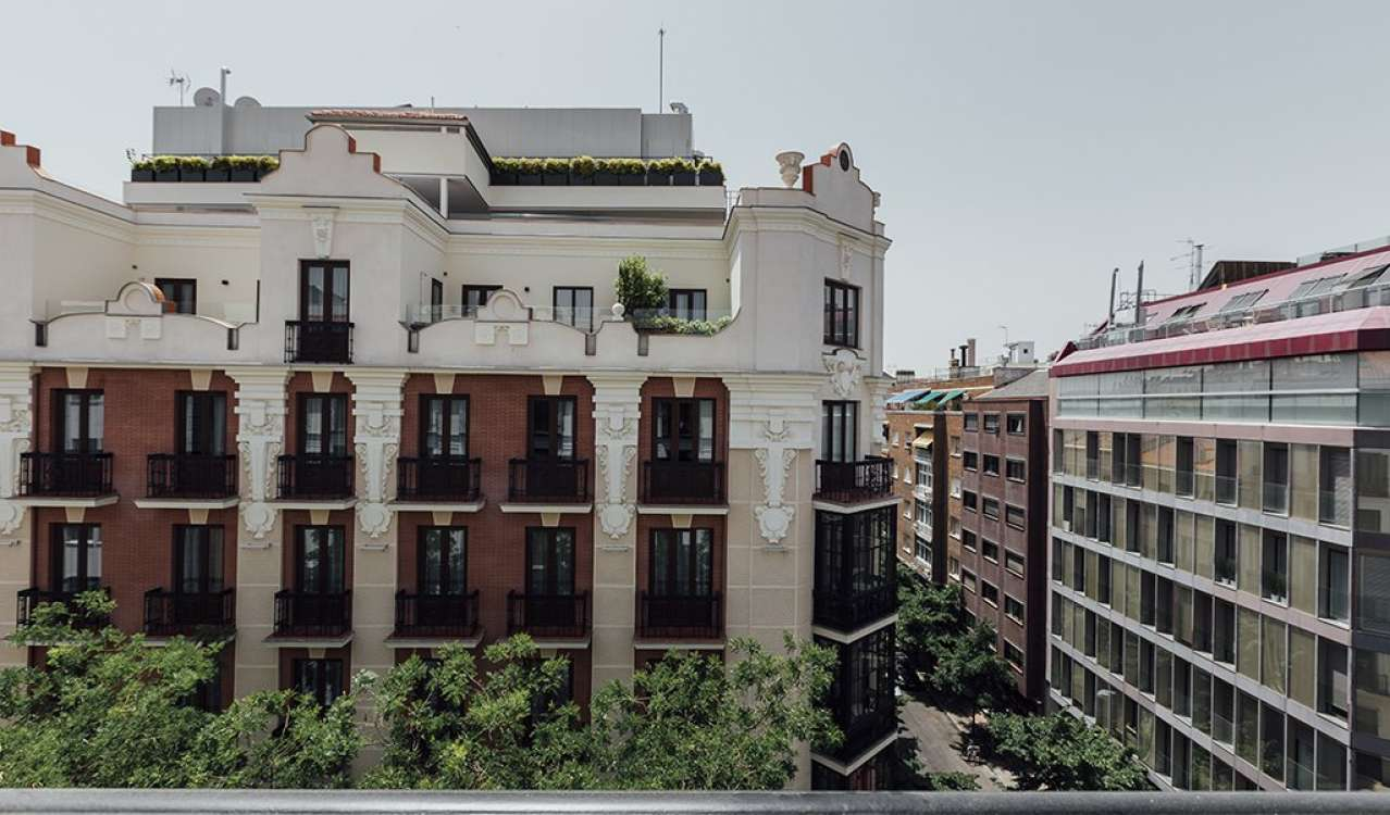 Pronájem Duplex Madrid