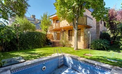 Pronájem Městský dům Madrid
