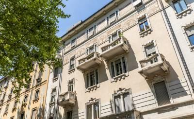 Pronájem Penthouse Milano
