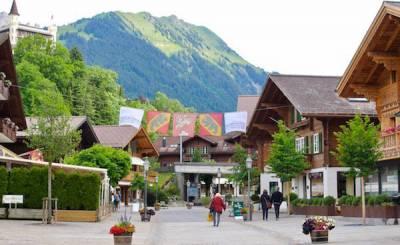Pronájem Vesnický dům Gstaad