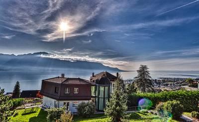 Pronájem Vila Montreux