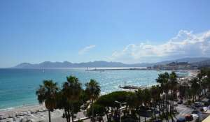 Sezónní pronájem Byt Cannes