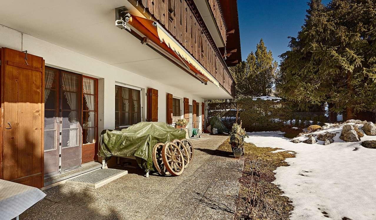 Sezónní pronájem Byt Gstaad