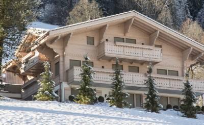 Sezónní pronájem Chalet Gstaad