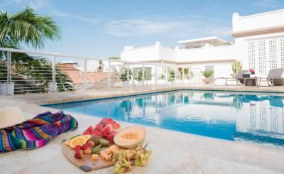 Sezónní pronájem Dům Cartagena de Indias