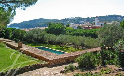 Sezónní pronájem Vila Girona